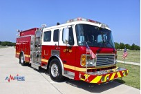 AM 18302 2006 American La France Rescue Pumper Fire Truck