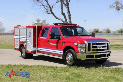 2008 Ford F-350 Rescue Unit