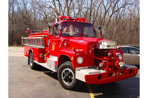 1979 FORD FIRE TRUCK