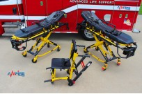 STRYKER PACKAGE - 2011 & 2010 POWER PRO STRYKERS & 2006 STRYKER CHAIR AM 19102