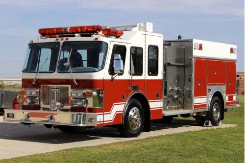 1995 FIRE TRUCK