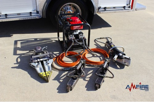 HURST RESCUE TOOL SET